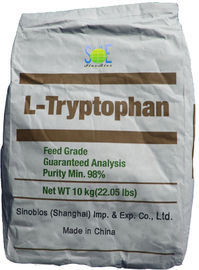 98% Pure L Tryptophan Powder Nutritional Livestock Feed Additives SAA-TRYL98